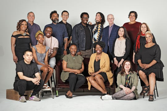 The 2019 Kresge Artist Fellows in the literary and visual arts.