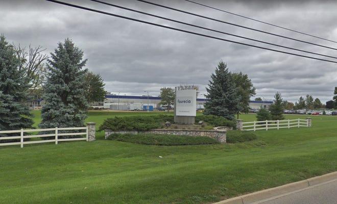 Faurecia Interiors Systems Inc.'s auto parts plant is on Michigan Avenue in Saline.