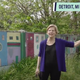 Presidential hopeful Warren uses Detroit wall to highlight housing plan
