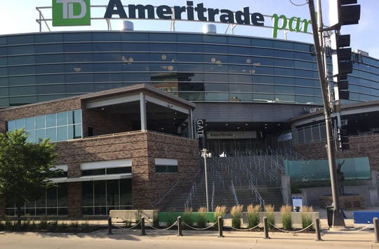 TD Ameritrade Park in Omaha, Nebraska, was built when community leaders feared it could lose hosting duties of the NCAA College World Series. The stadium seats about 25,000 fans and opened in 2011.