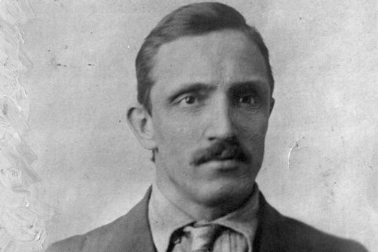 German immigrant Robert Prager was lynched by a drunken mob in Southern Illinois in 1918.