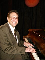 Jazz pianist Roy Gerson