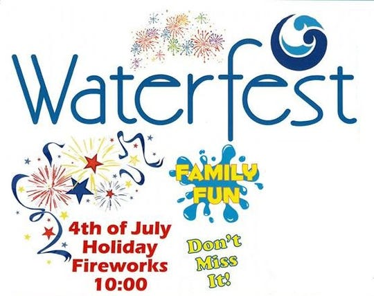 waterfest logo