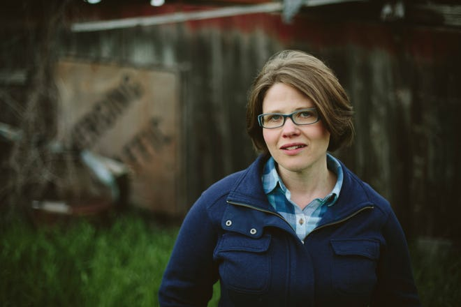 Folk songwriter Katie Dahl will launch a Kickstarter fundraising campaign for her new album with concerts on July 14 in Jacksonport.