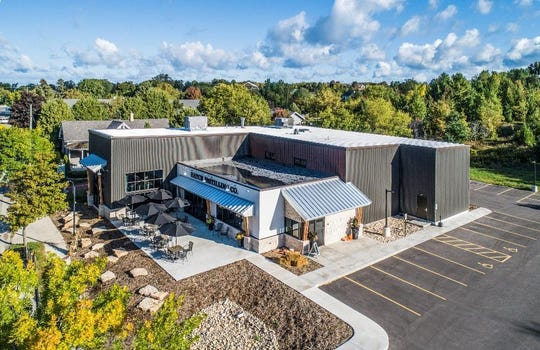 Keller Inc. has been chosen to receive two awards recognizing their design and construction of Hatch Distilling Company's new building in Egg Harbor.