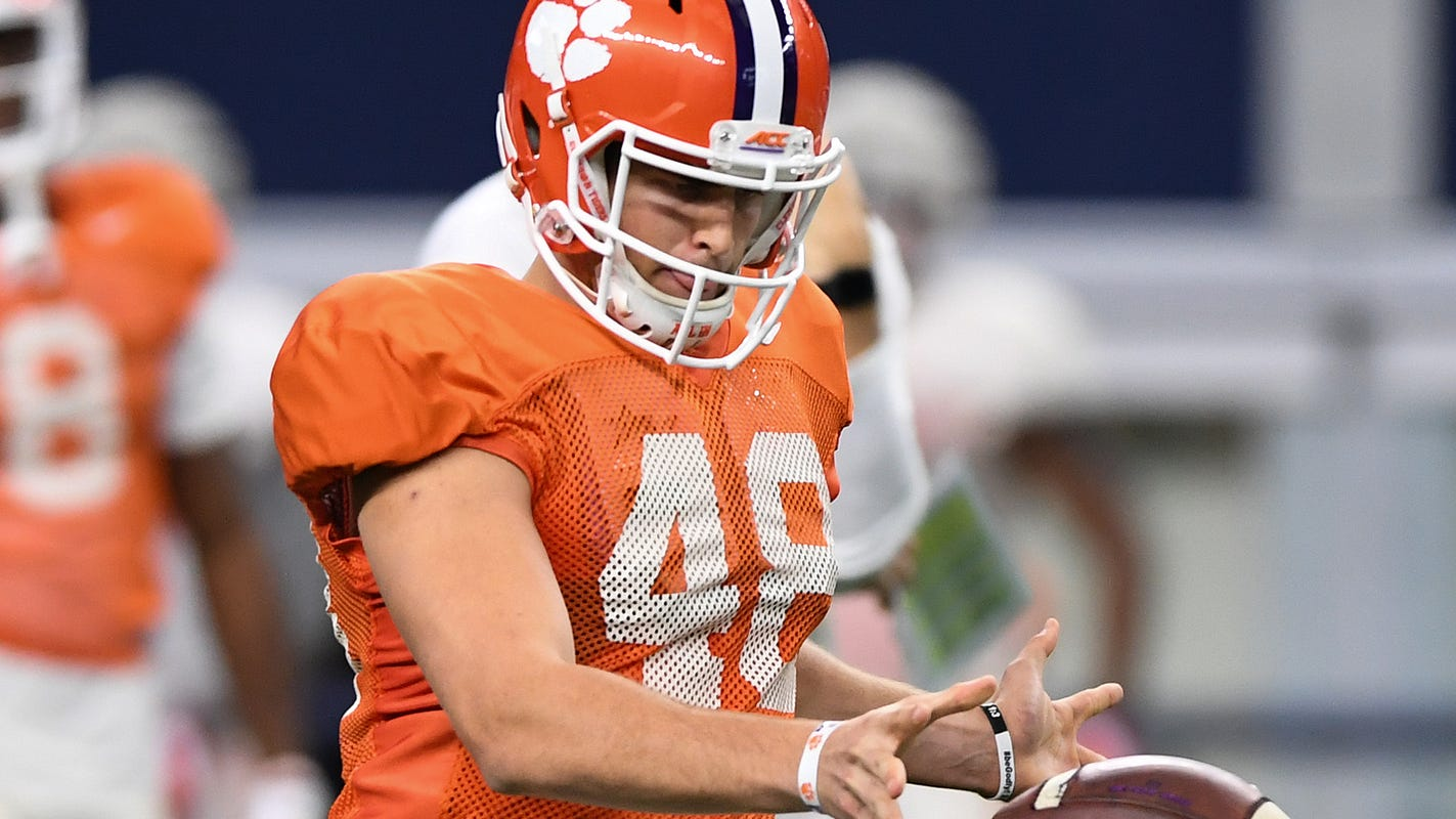 Meet the Tigers: 3 things you probably don't know about Clemson football's Will Spiers