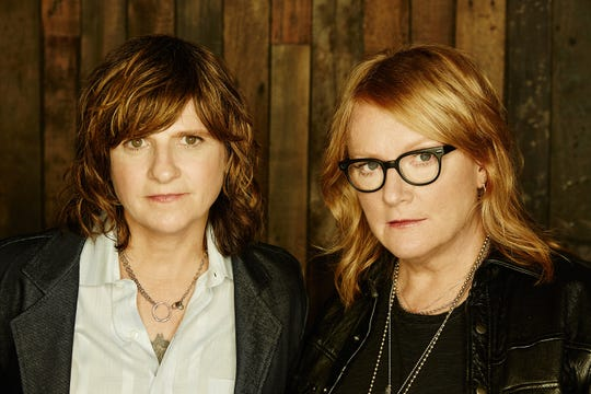 The Indigo Girls will perform at the Peace Center Sept. 10.