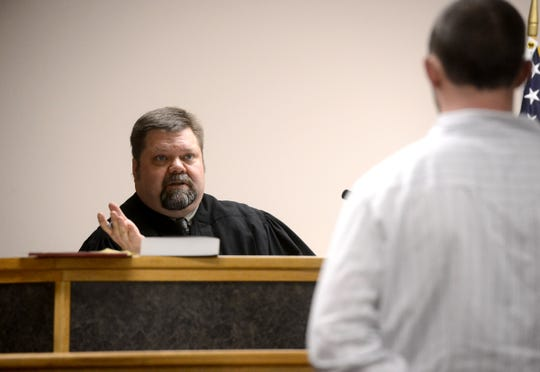 Municipal Judge Steven Bolstad recently asked the City Commission to consider adding funds to in the 2020 budget to cover the cost of a part-time judge.