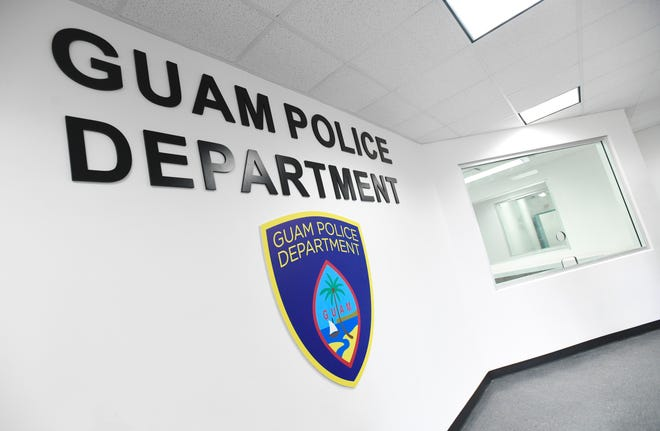 An interior view of the Guam Police Department's new Central Precinct Command facility in Sinajana as seen on Thursday, June 20, 2019.