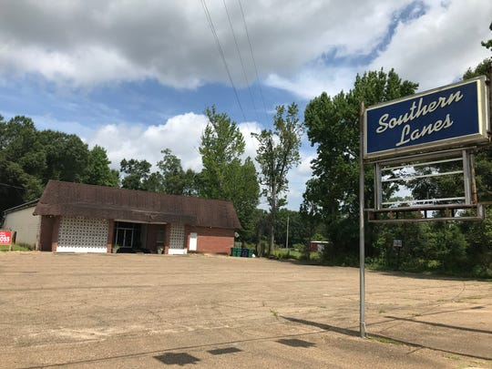 Southern Lanes bowling alley, one of two Petal businesses owned by Forrest County Supervisor Burkett Ross and his siblings, sustained heavy damage during the 2017 tornado.