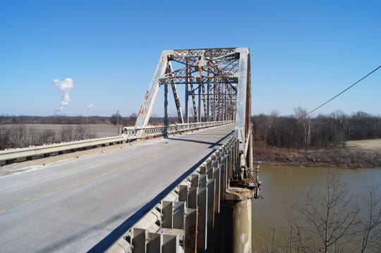 By 2023, the old and very narrow Spottsville Bridge over the Green River in Henderson County will be replaced.