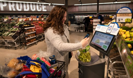 Meijer has launched Shop & Scan Technology in all of its Indianapolis stores.