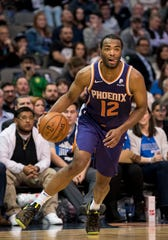 T.J. Warren played five years in Phoenix.