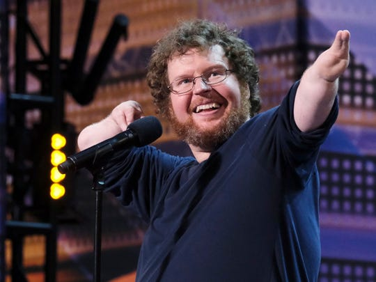 "Indianapolis comedian Ryan Niemiller is competing on the current season of NBC series ""America's Got Talent."""