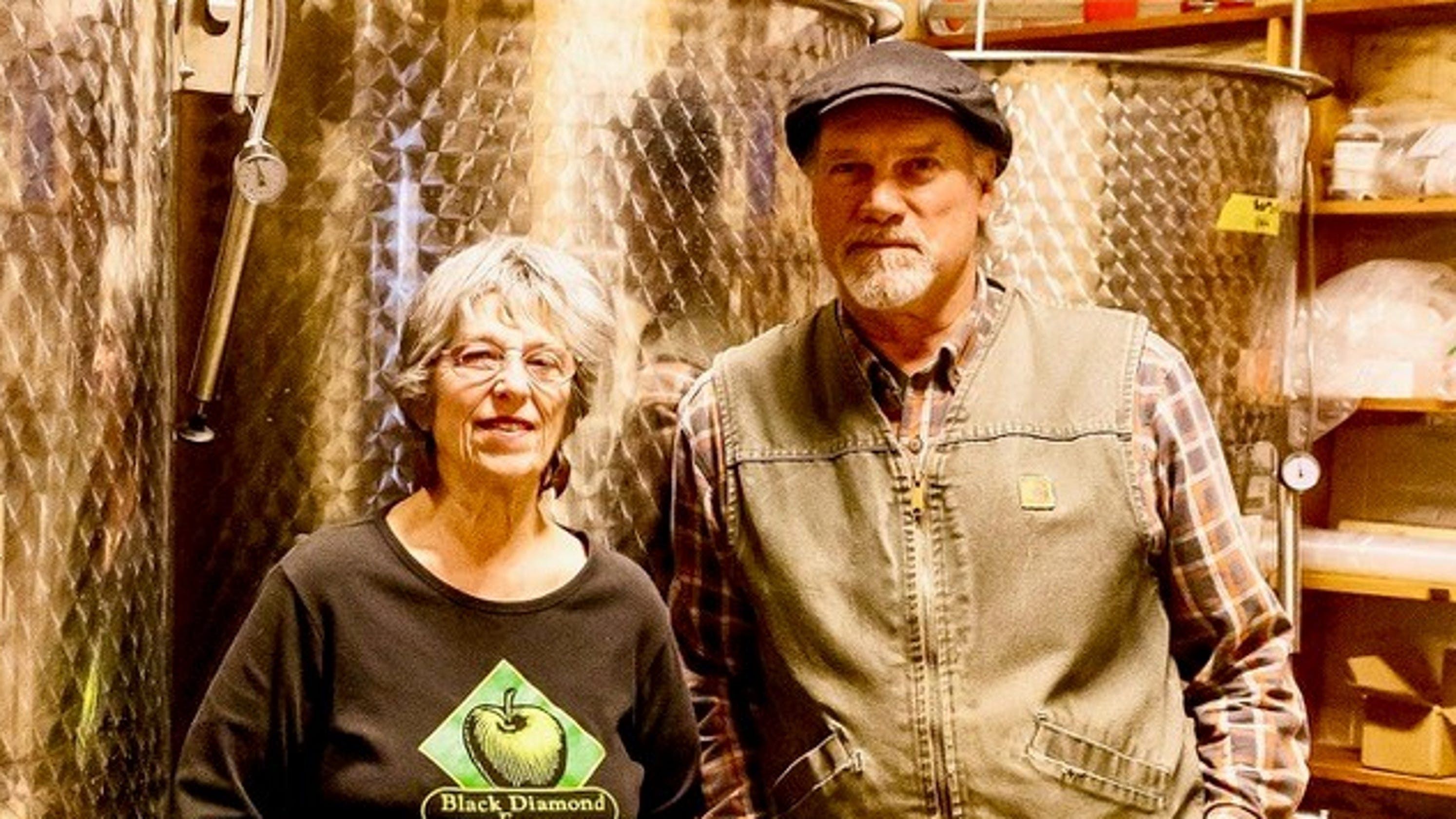 Trumansburg cider makers clean up at international competition