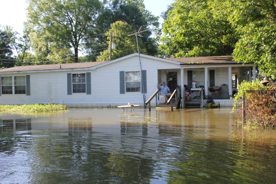South Delta residents have not recovered from the 2019 flood and fear a repeat this year.