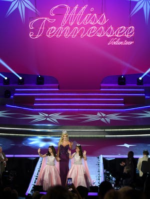 Night one of the 2019 Miss Tennessee Scholarship Pageant was held Wednesday night, June 19, at the Carl Perkins Civic Center.