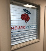 NeuroRescue is opening their business in Lafayette's Oil Center June 21. They company is moving from Ohio to Lafayette after winning 2018 Accelerate South.