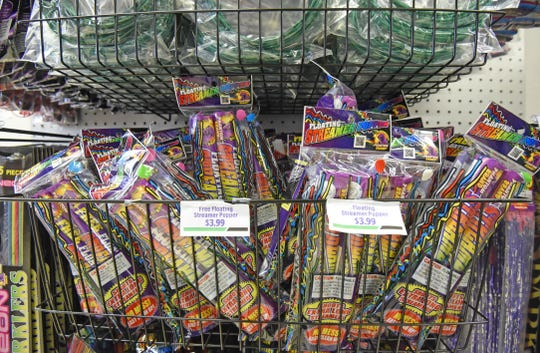 Phantom Fireworks has a huge and diverse selection of fireworks.