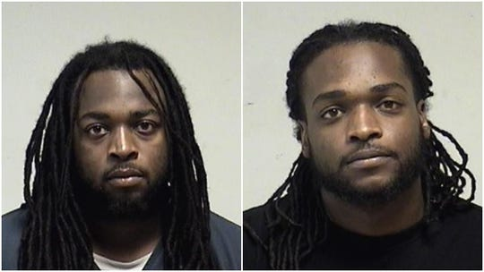 Javonn (left) and Jovonn Cannon were charged on Thursday in the killing of a 5-year-old Kenosha boy.