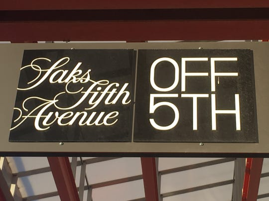 The Saks Off 5th store at the Mayfair Collection in Wauwatosa will close on Sept. 30.