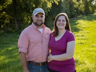Louisiana's top young farming couple does it all