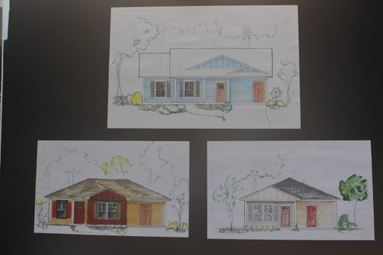 Twenty-three new single-family homes will be constructed along South Third and South Fourth Streets as part of a $3.5 million neighborhood revitalization initiative.