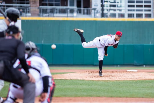 Estero graduate Josh Winckowski delivered a strong first half for the Lansing (Mich.) Lugnuts of the Midwest League. Winckowski went 6-3 with a 2.32 ERA, earning the starting nod in the league's all-star game this week and a call-up to the Dunedin Blue Jays of the Florida State League.