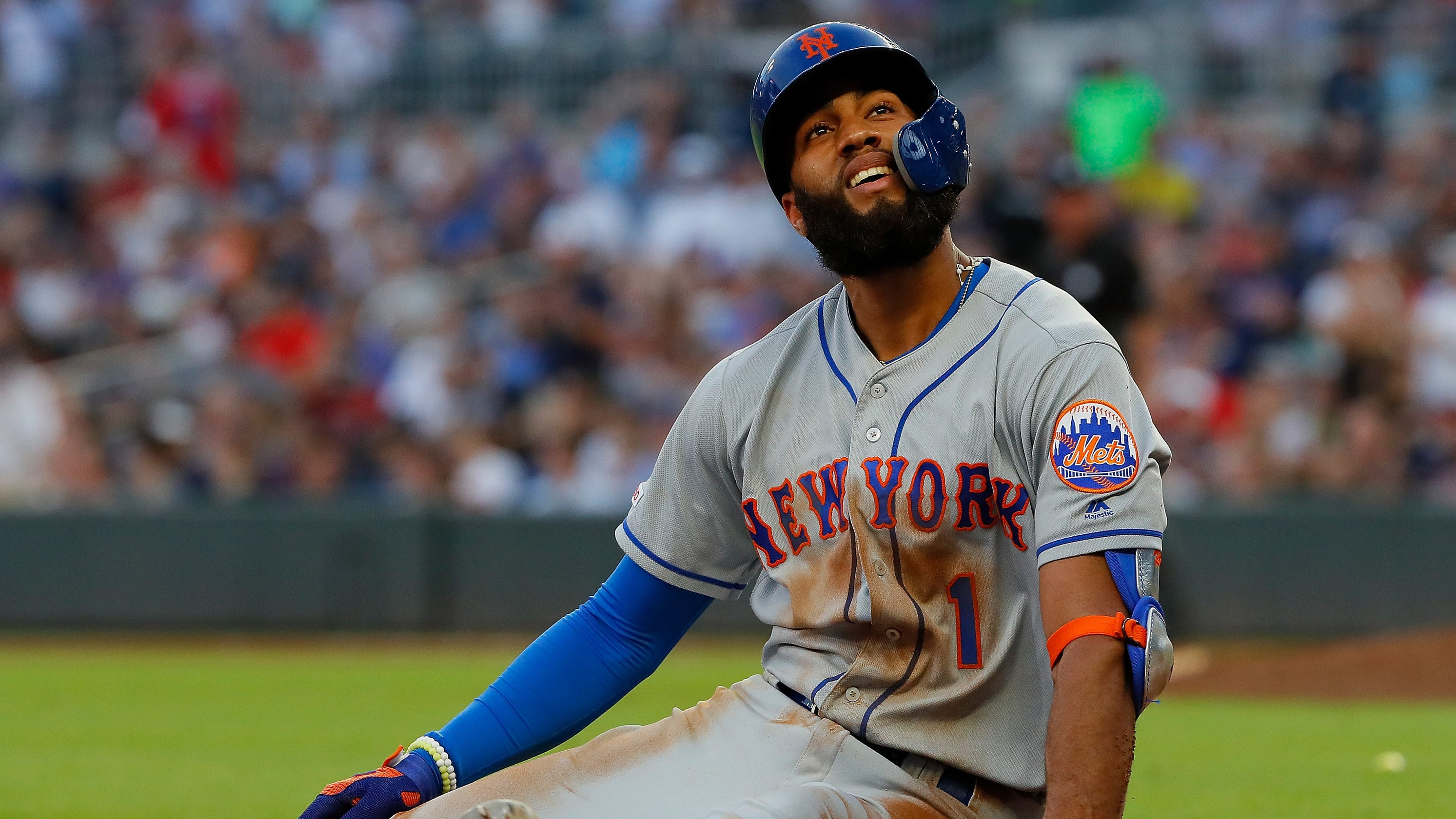 best cheap beb7d 7f987 Why was Amed Rosario out of Sunday's NY Mets lineup?