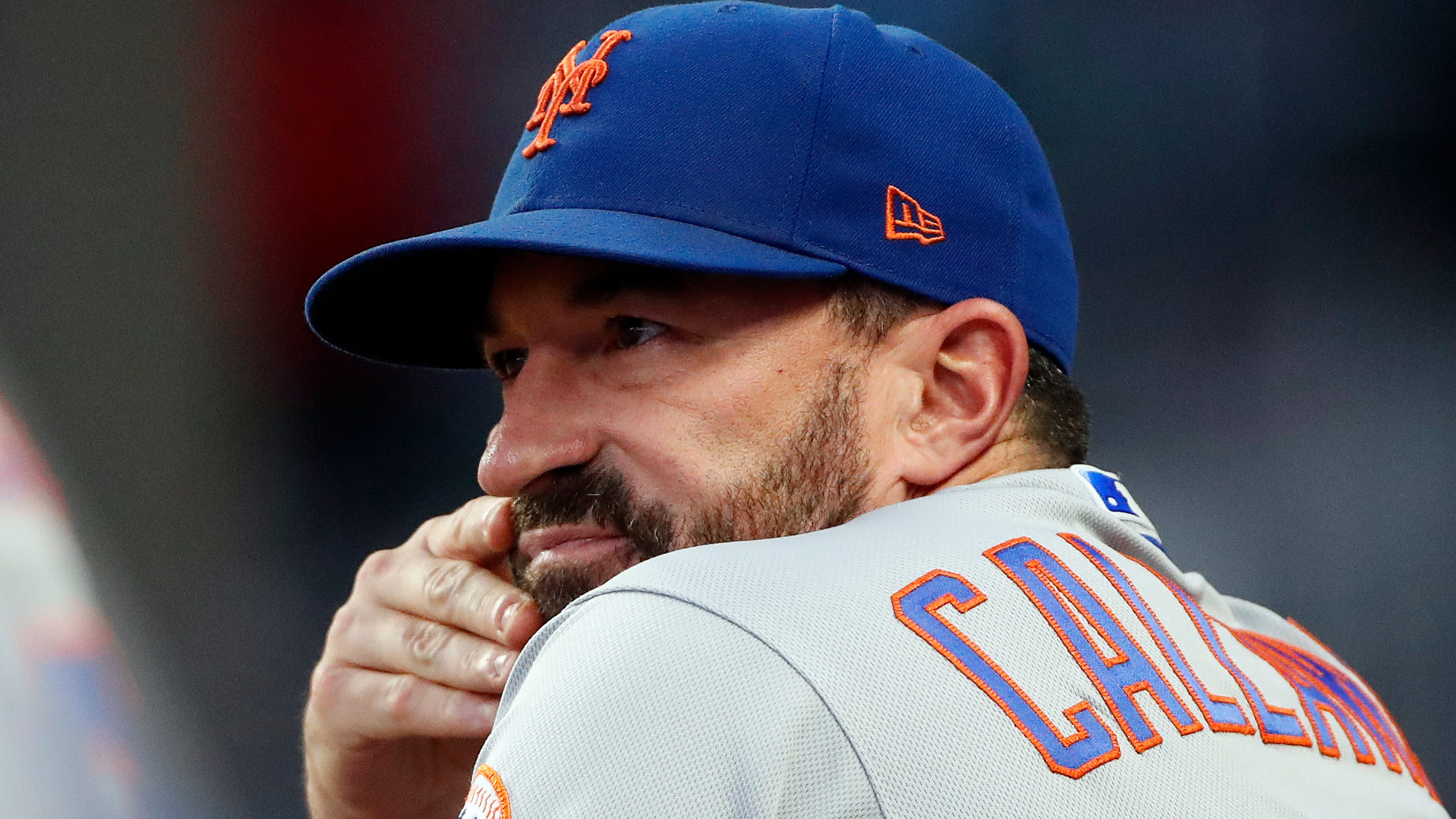 MLB: Mets fine Mickey Callaway, Jason Vargas after reporter incident