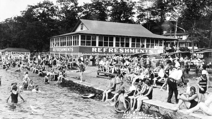 Lake Hopatcong waterfront pavilion drew huge summer crowds in its heyday. Can it be saved?