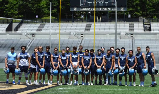 Wayne Valley went 4-1 and reached the final of a 7-on-7 football tournament at West Point.