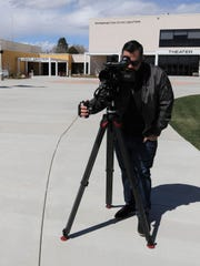 Independent filmmaker Brent Garcia says the shooting of two recent high-profile films in San Juan County has helped illustrate the potential economic impact of the industry here.
