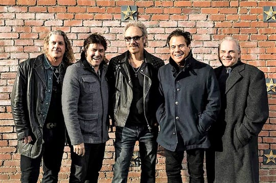 Members of Pablo Cruise, Robbie Wyckoff, Larry Antonino, Dave Jenkins, Cory Lerios and Steve Price are slated to play in Alto, New Mexico.
