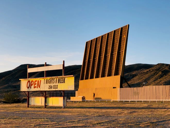 Hidden gems along Route 66 include a drive-in theater in Barstow.