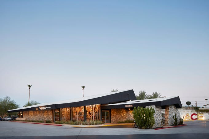 Ace Hotel & Swim Club celebrates its 10th anniversary in Palm Springs in 2019.