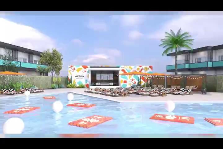 Video: Make reservations at the Taco Bell hotel in Palm Springs
