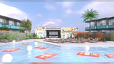 The pop-up Taco Bell hotel in Palm Springs will be open Aug. 8-12, 2019.
