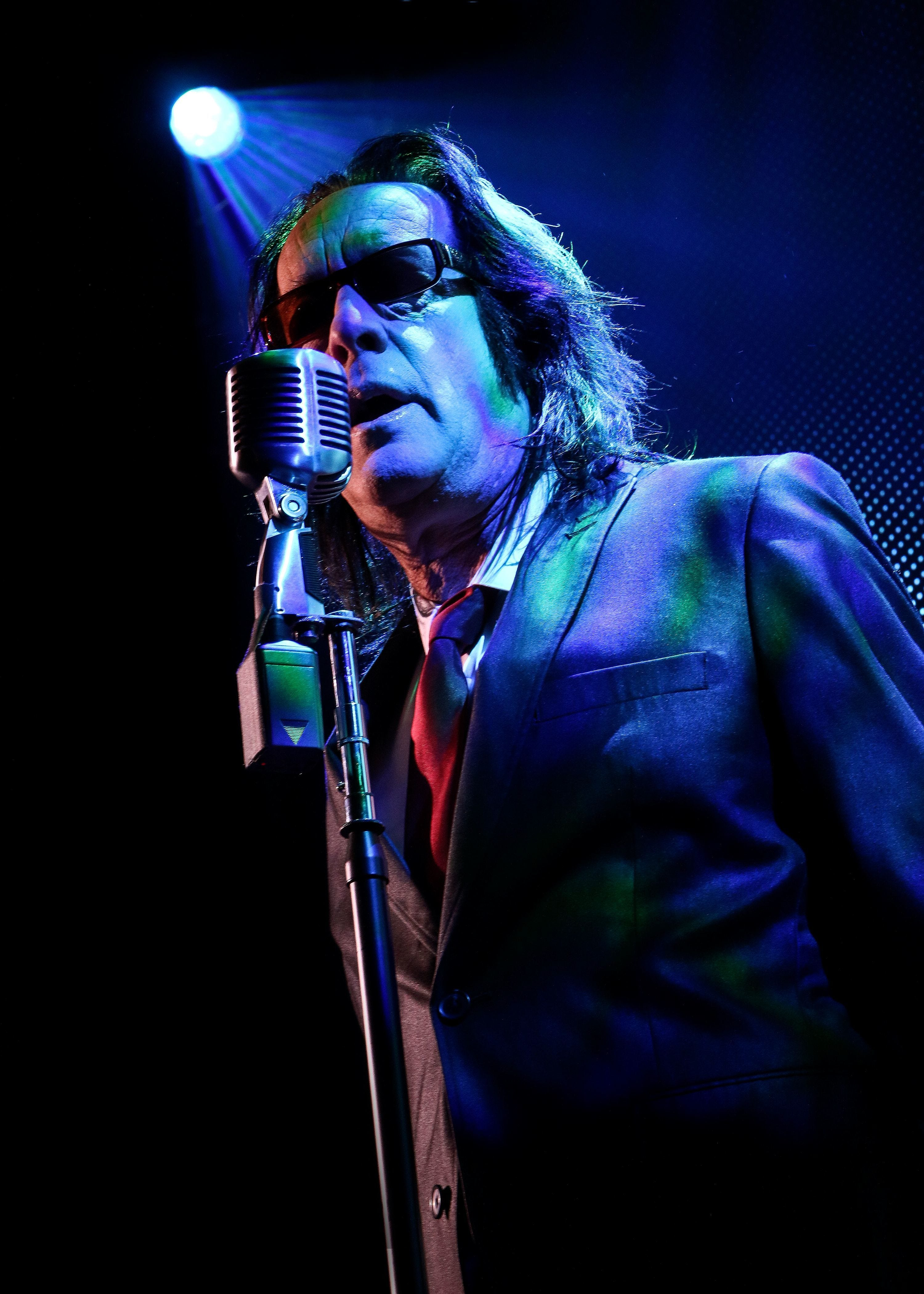 6 things to know about Todd Rundgren s  Clearly Human  virtual tour,  visiting  25 cities with 25 different shows, all online