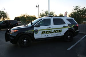 Two men were injured in a hotel shooting Sept. 19, 2021, near 91st Avenue and Interstate 10 in Tolleson, according to police.