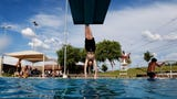How do Maricopa County's semi-public pools fare in health inspections?