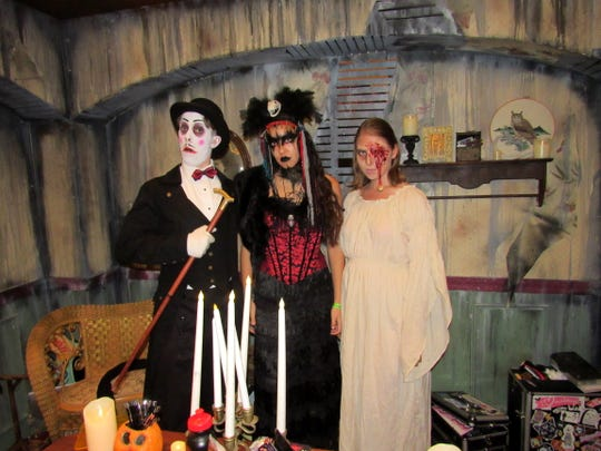 Local organizations such as the Sanctum of Horror Haunted House have a presence at Mad Monster Party Arizona.