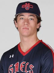 Tyler Thornton, named National Freshman Pitcher of the Year for Saint Mary's, is transferring to ASU.