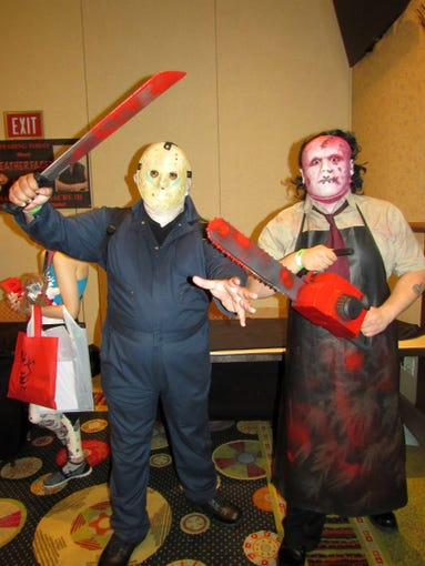 2e3ac980ea21 Mad Monster Party Arizona 2019: Jason Voorhees, Michael Myers, Elvira