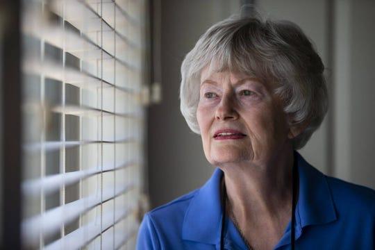 """""""Ninguna de las cosas que vamos a hacer en nuestra sociedad va a importar si no podemos respirar"""", dice Barbara Carpenter."""