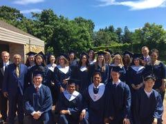 Faith Christian Academy graduates 18