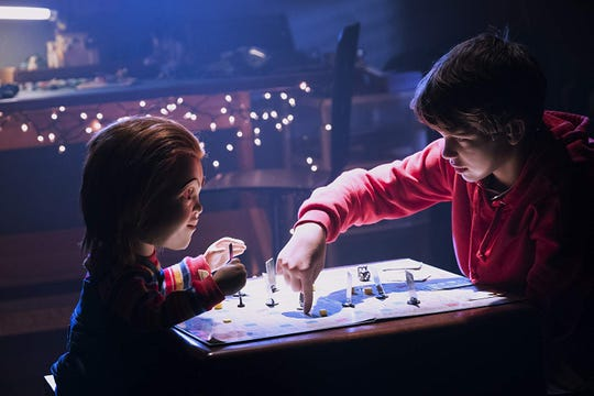 "Gabriel Bateman stars in ""Child's Play."" The movie is playing at Regal West Manchester, Frank Theatres Queensgate Stadium 13 and R/C Hanover Movies."