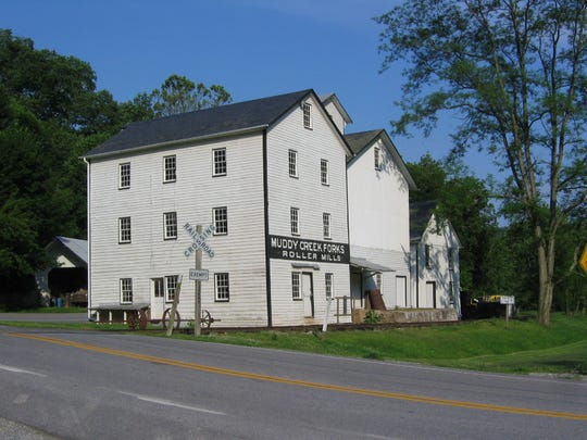 The Muddy Creeks Fork Mill will hold an open house Saturday and Sunday.