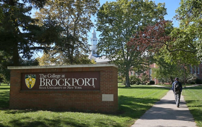 Hartwell Hall at The College at Brockport