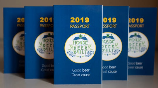 Help the North Willamette Valley Habitat for Humanity build homes with the House that Beer Built Passport fundraiser.